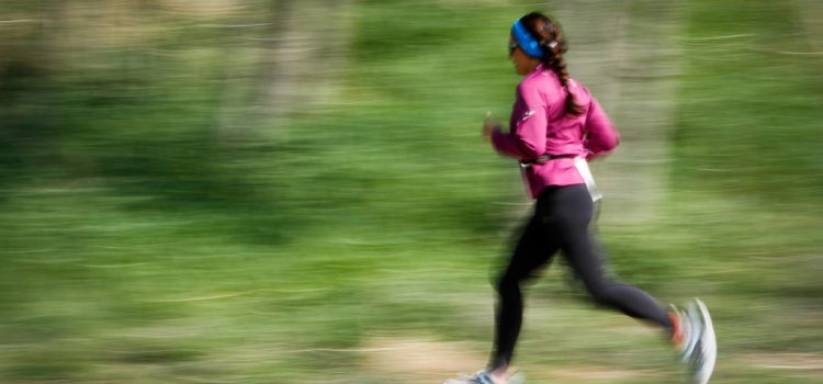 How does massage help runners?