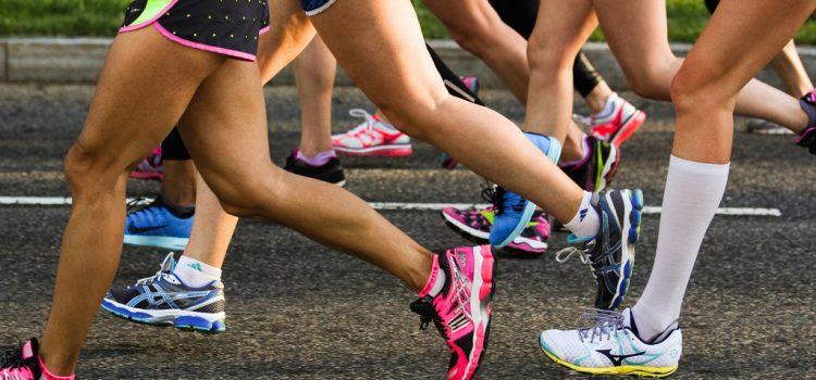Hip flexors and running